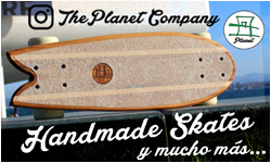 Planet Company:  Productos de Madera, CLASSIC SKATEBOARDS, ESTANTERÍAS Y RACKS